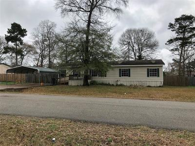 Conroe Single Family Home For Sale: 171 Aquarius Road