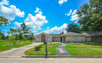 Houston Single Family Home For Sale: 5415 Arncliffe Drive