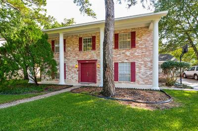 Spring Single Family Home For Sale: 17807 Tall Cypress Drive