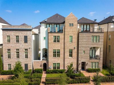 Houston Single Family Home For Sale: 9630 Kings Cross Station