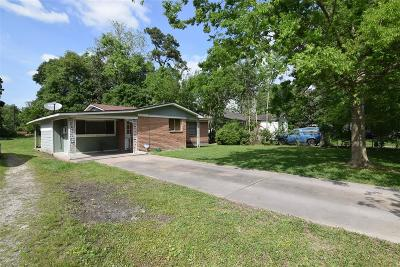 Houston TX Single Family Home Option Pending: $93,000