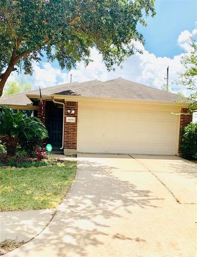 Katy Single Family Home For Sale: 4606 Parkstone Bend Court