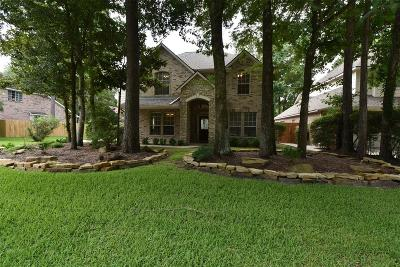 The Woodlands Single Family Home For Sale: 47 S Downy Willow Circle
