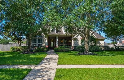 Katy Single Family Home For Sale: 1014 Lake Grayson Drive