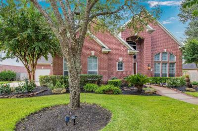 Katy Single Family Home For Sale: 22719 Arbor Stream Drive