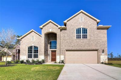 Kingwood Single Family Home For Sale: 25014 Dover River Oaks