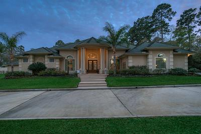 Kingwood Single Family Home For Sale: 11 Turtle Cove Court