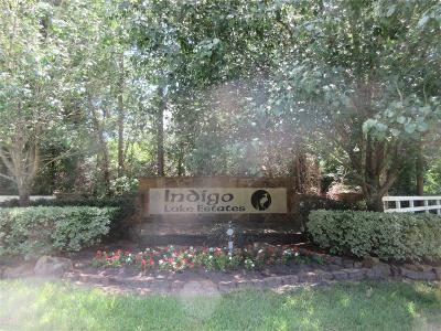 Magnolia Residential Lots & Land For Sale: Lot 1 Indigo Lake Drive