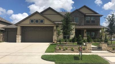 Cypress Single Family Home For Sale: 18702 Luby Creek Drive