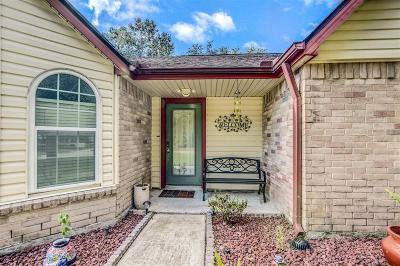 Humble Single Family Home For Sale: 3606 Misty Ridge Drive