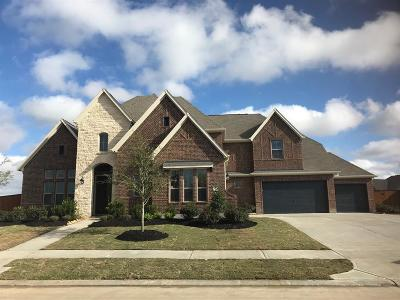 Cypress Single Family Home For Sale: 10710 Burnet Brook Lane