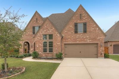 Montgomery Single Family Home For Sale: 107 Isleworth Manor Place
