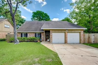 Sugar Land Single Family Home For Sale: 1318 Hitherfield Drive