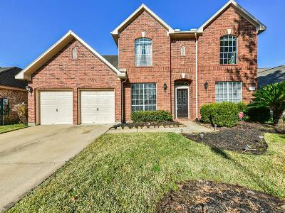 Pearland Single Family Home For Sale: 3310 Harbrook Drive