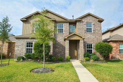 Cypress Single Family Home For Sale: 8135 Almera Falls Drive