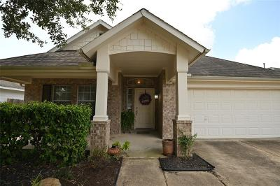 Cypress Single Family Home For Sale: 16907 Green Star Lane
