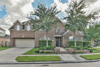 Cypress Single Family Home For Sale: 18619 N Colony Shore Drive