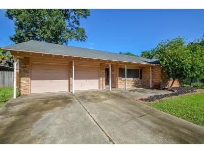 Alvin Single Family Home For Sale: 1506 Bellaire Boulevard