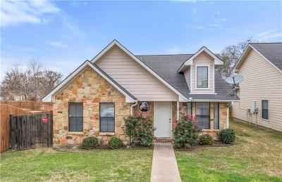 College Station Single Family Home For Sale: 1703 Park Place