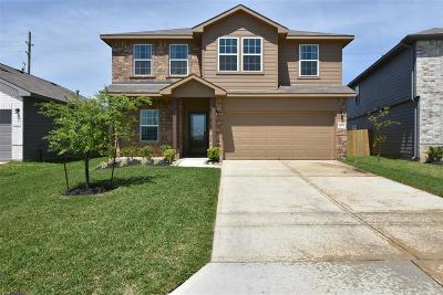 Humble Single Family Home For Sale: 3207 Elisa Springs Lane