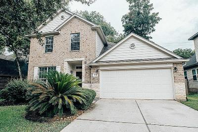Montgomery Single Family Home For Sale: 13226 Northshore Drive