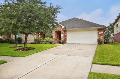 Spring Single Family Home For Sale: 21603 Pepperberry Trail