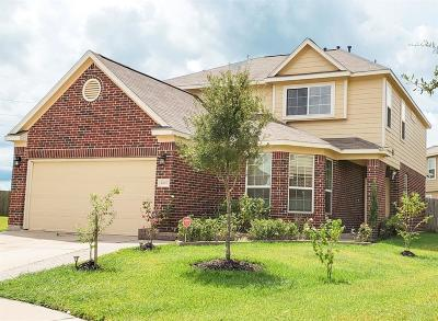 Single Family Home For Sale: 4807 Hackamore Brook Court