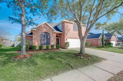Katy Single Family Home For Sale: 1914 Sowles Park Drive