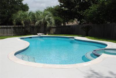 Missouri City Single Family Home For Sale: 7203 Bethany Bay Drive