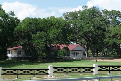 Schulenburg TX Farm & Ranch For Sale: $775,000