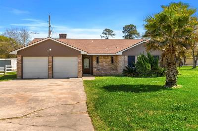 Tomball Single Family Home For Sale: 8815 Dowdell Road