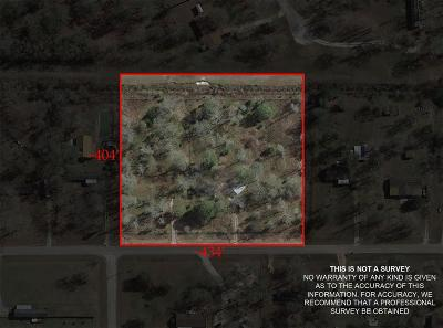 Dayton Residential Lots & Land For Sale: 499 County Road 440