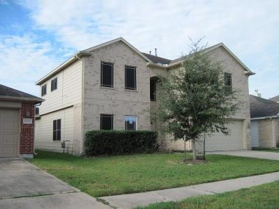 Katy TX Single Family Home For Sale: $189,400