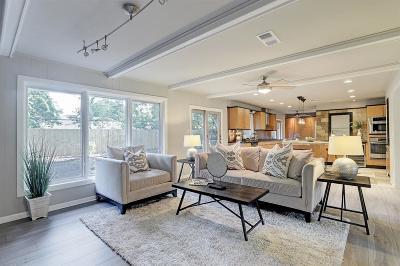 Houston Single Family Home For Sale: 8007 Richmond Avenue
