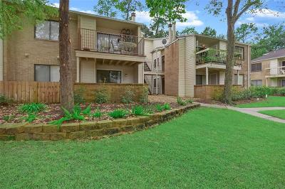 The Woodlands TX Condo/Townhouse For Sale: $109,900