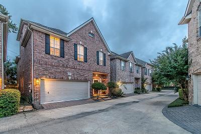 Houston Single Family Home For Sale: 2603 West Lane Drive #E