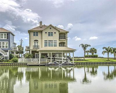 Hitchcock Single Family Home For Sale: 4 Islamorada