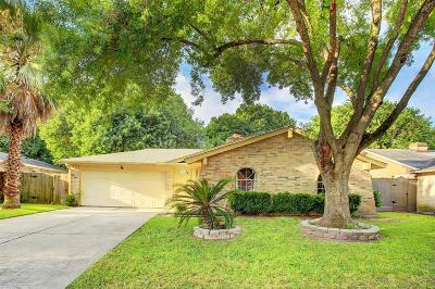 Houston Single Family Home For Sale: 2406 Green Knoll Drive