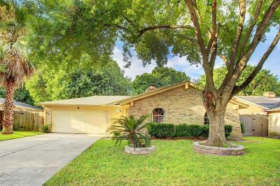 Houston TX Single Family Home For Sale: $154,900