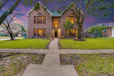 Katy Single Family Home For Sale: 6350 Old Hickory Street