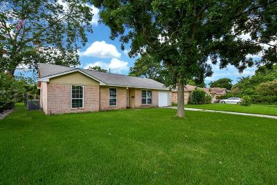 Texas City Single Family Home For Sale: 7211 Mockingbird Lane