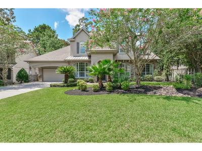 Single Family Home For Sale: 10 W Beckonvale Circle