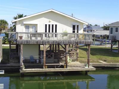 Jamaica Beach Single Family Home For Sale: 4501 Redfish Cove