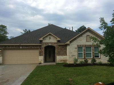 Huffman Single Family Home For Sale: 406 Elm Lake
