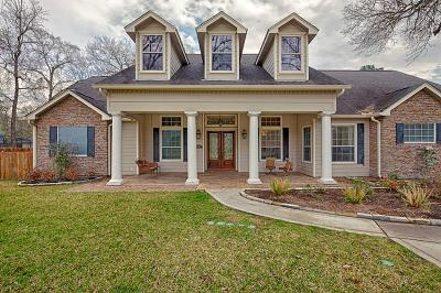 Conroe Single Family Home For Sale: 2500 Northline Road