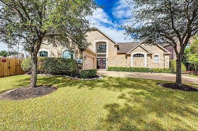 Houston Single Family Home For Sale: 16718 Mystic Harbor Lane