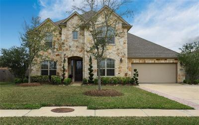 Pearland Single Family Home For Sale: 1519 Preserve Lane