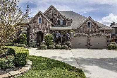 Montgomery Single Family Home For Sale: 114 Playmoor Place