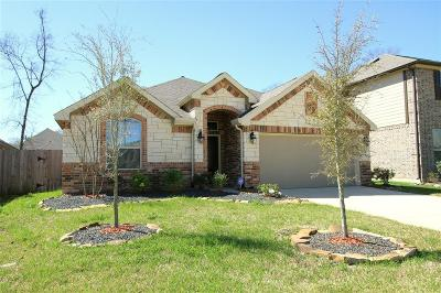 New Caney Single Family Home For Sale: 23474 Banks Mill Drive