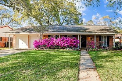 Houston Single Family Home For Sale: 4306 Firestone Drive